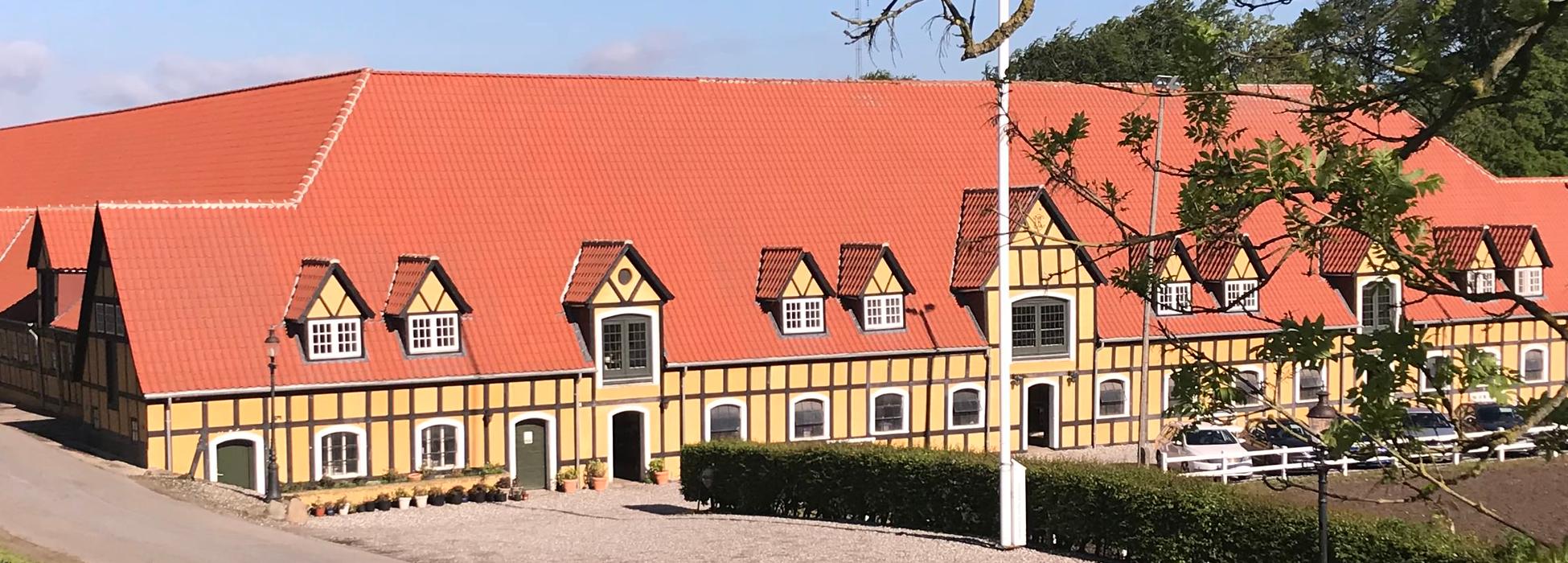 Gårdbutik på Djursland