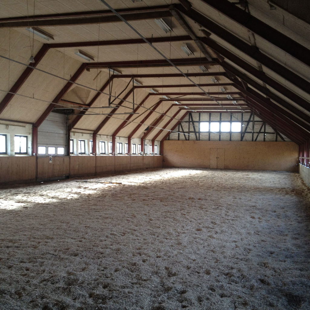 Opstaldning og hestepension på Djurslan